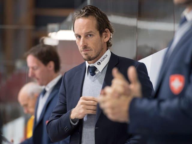 Nati-Coach Patrick Fischer.