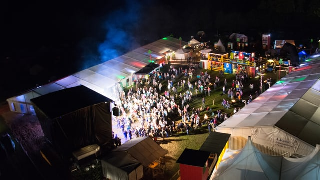 Pub-Atmosphäre im Toggenburg