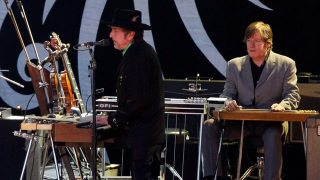 Konzert mit Bob Dylan
