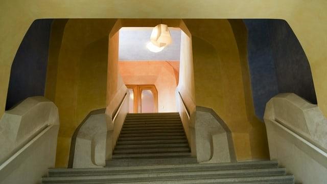 Aussenansicht des Goetheanums