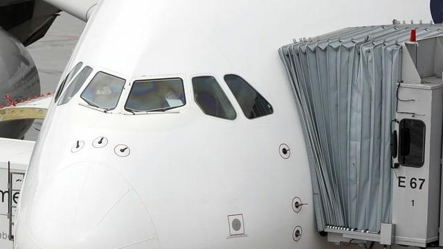 aviun A380. simbolic