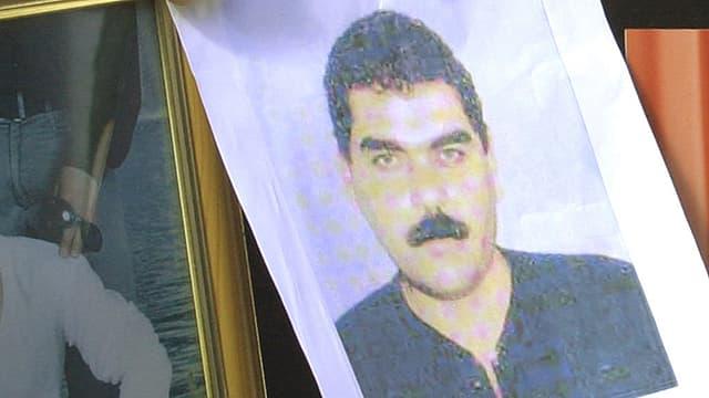 Samir Kuntar, hier auf einem Archivbild aus dem Jahr 2004