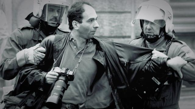 Video «Staatenlos - Klaus Rózsa, Fotograf» abspielen