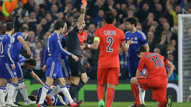 Chelsea gegen PSG