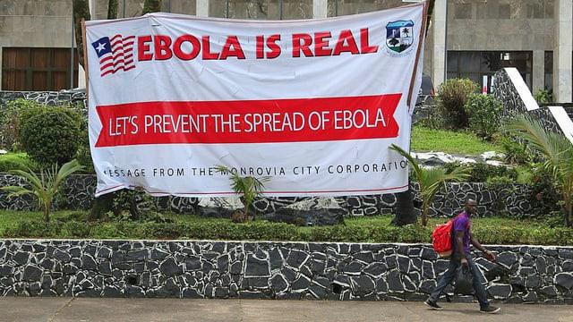 Kampagne gegen Ebola