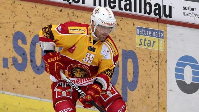 Langnaus Jörg Reber hört Ende Saison auf.