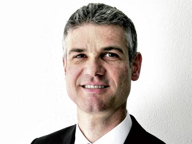 Martin Bopp, Geschäftsführer HighTechZentrum Aargau.