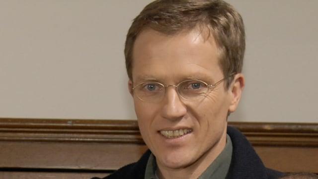 Werner Riedmann gespielt von Markus Böttcher.