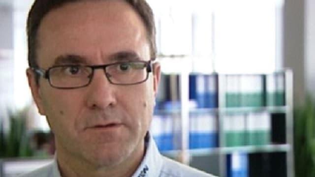 Andreas Wieland, CEO der Hamiltongruppe in Bonaduz