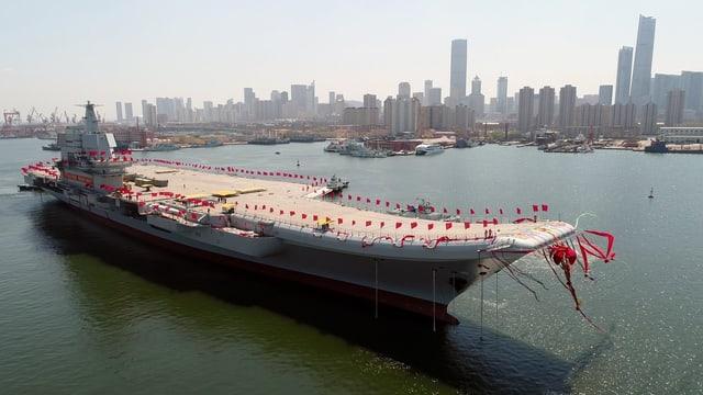 Chinesischer Flugzeugträger