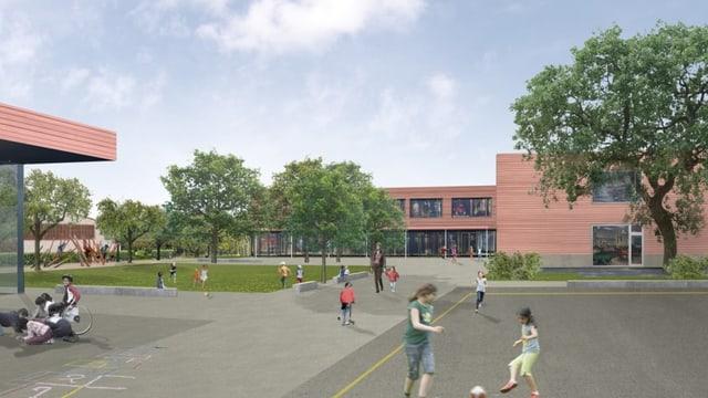 Schulhaus Seegarten