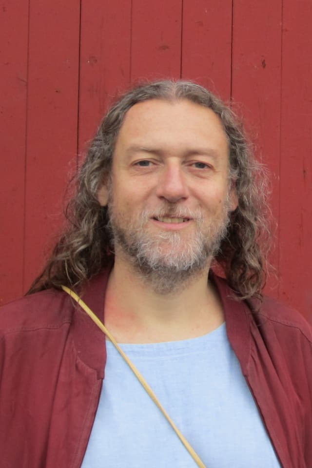 Neil Franklin, Leiter des Organisationsteams des VCFe.