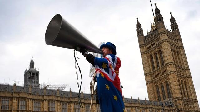 Das britische Unterhaus berät heute über verschiedene Alternativen zum Brexit-Abkommen.