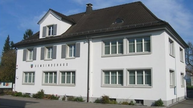 Gemeindehaus Niederbüren