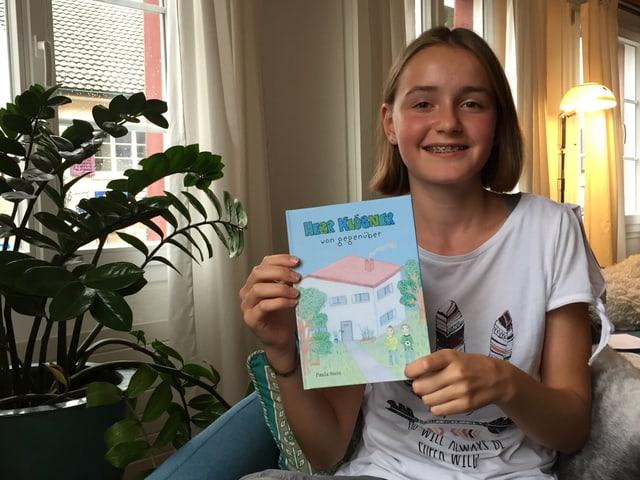 Paula und ihr Buch