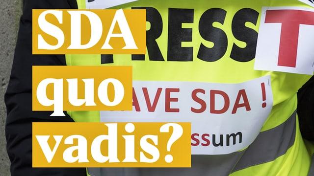 Laschar ir video «SDA quo vadis?»