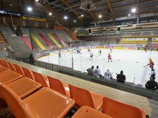 So kommentieren die Hockey-Klubs die jüngsten Schritte des Bundesrats.