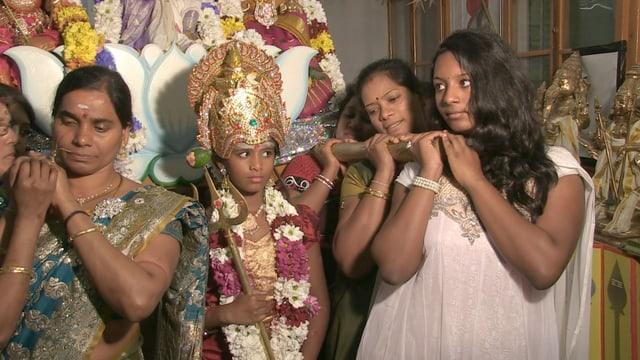 Video «Navaratri - hinduistisches Fest der Göttinnen» abspielen