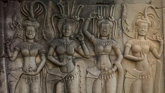Skulpturen aus Stein