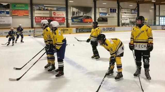 Trenament da hockey