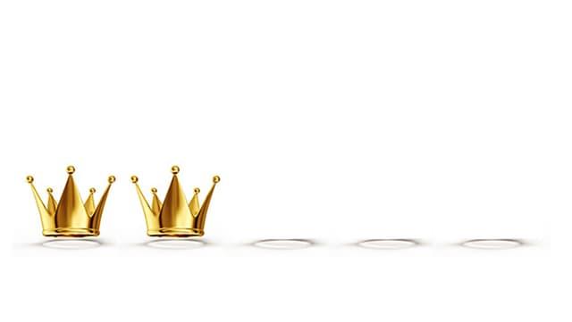 Zwei Kronen