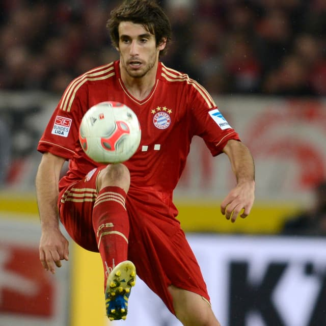 Javi Martinez: «Bayern muss seinem Stil treu bleiben. Wir haben uns nie geschert, auf welchen Gegner wir treffen.»