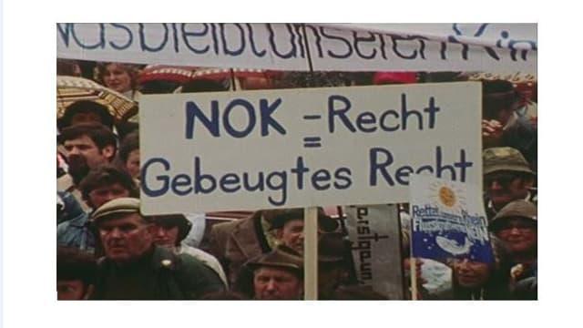 Manifestaziun da la Pro Rein anteriur
