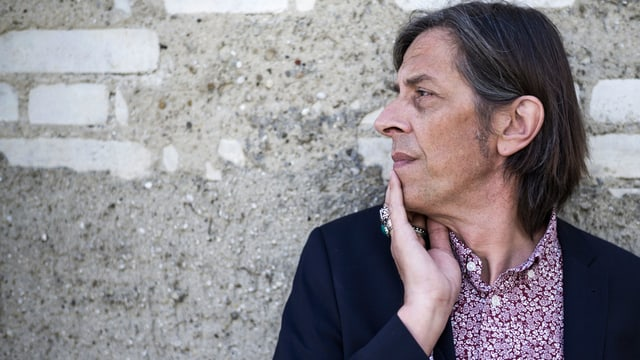 Porträt Pedro Lenz