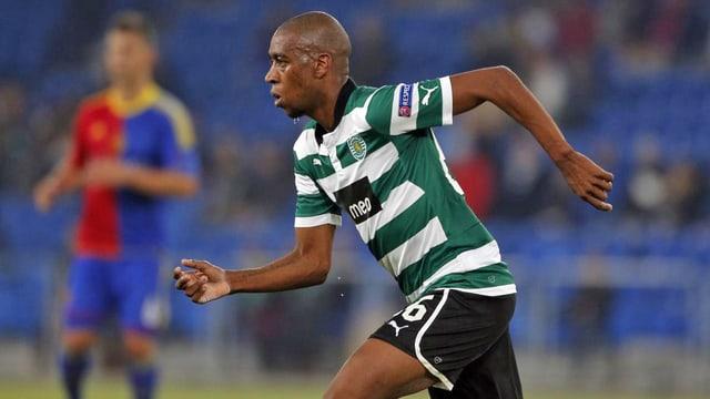 Gelson Fernandes: Der Mittelfeldspieler wechselt zu Sion.