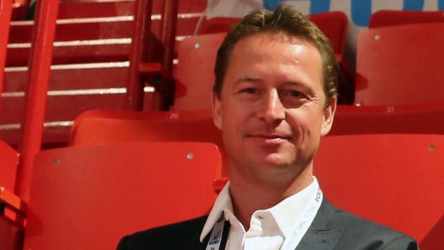 Mario Rottaris glaubt an die Chance der Schweiz gegen die USA.
