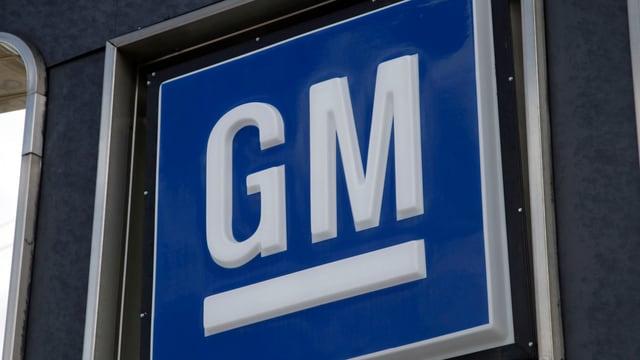 GM-Firmenemblem