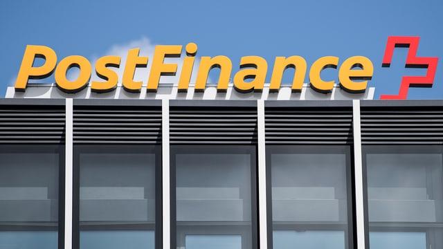 Logo da Postfinance
