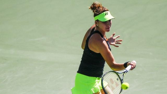 La giugadra da tennis, Belinda Bencic
