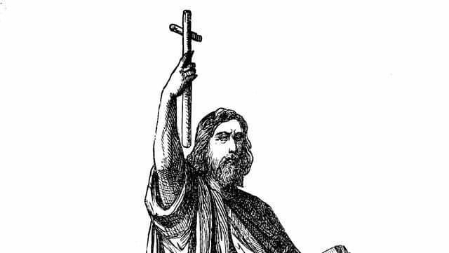 Am Freitag ist der Tag des Bonifatius.