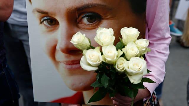 Der Mord an Jo Cox hatte Grossbritannien im Juni erschüttert.