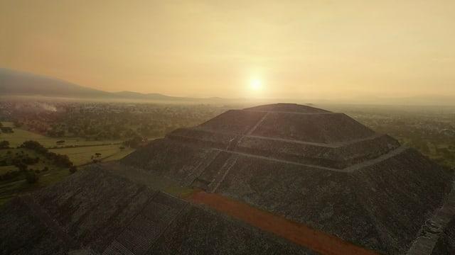 Video «Die Macht der Vulkane: Im Schatten der Feuerberge (2/2)» abspielen