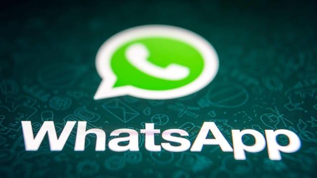 WhatsApp-Chef geht