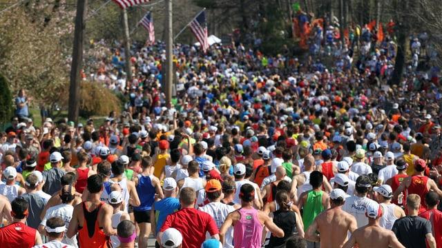 Der Boston-Marathon wird auch 2014 stattfinden.
