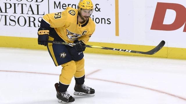Josi mit Tor bei Laviolettes 600. NHL-Sieg