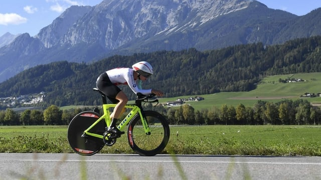Schweizer Meisterschaften im Zeitfahren Mitte Juli