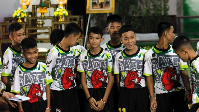 Uffants tailandais