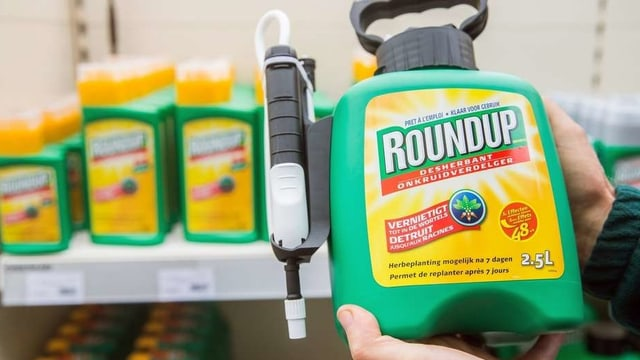 Kanister Roundup