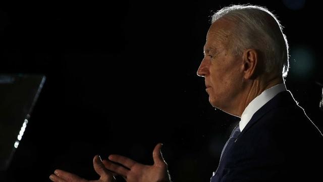 Il politicher american Joe Biden.