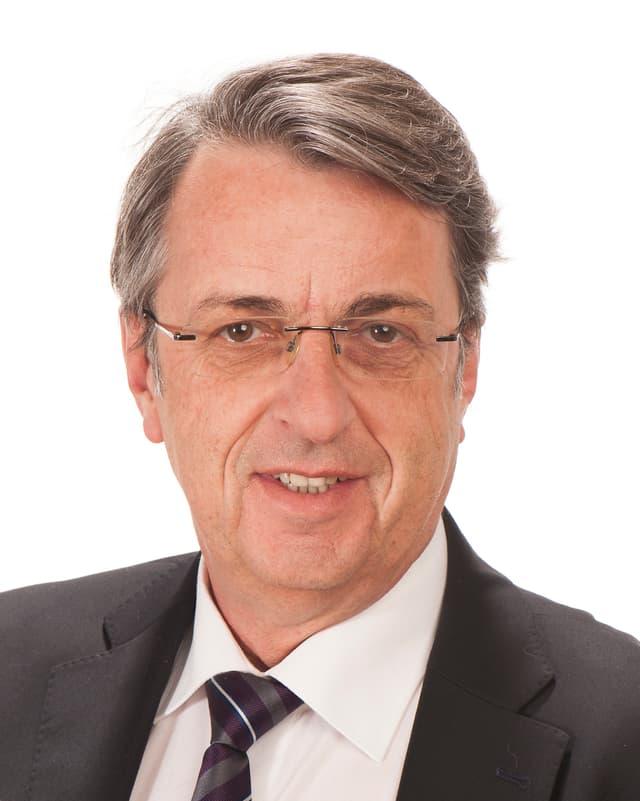 Joseph Rohrer, Verwaltungsratspräsident von Inselspital und Spital Netz Bern.