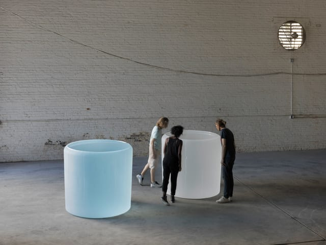 Roni Horn: «Water Double», 2013-15.