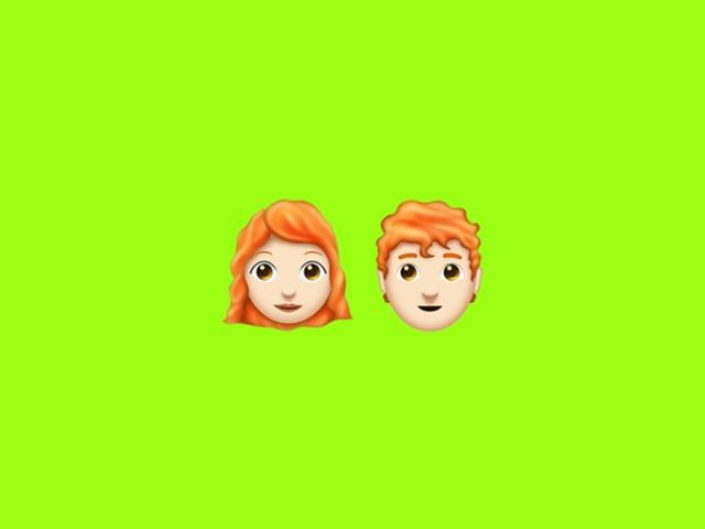Ginger-Emoji