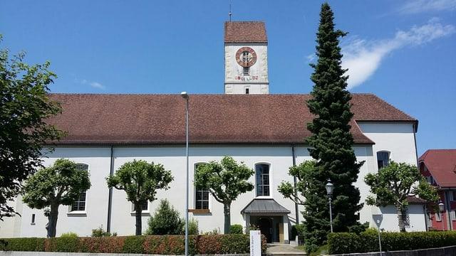 Kirche in Oberrohrdorf