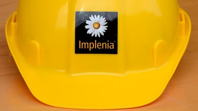 Ina chapellina d'Implenia.