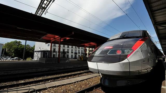 TGV-Zug