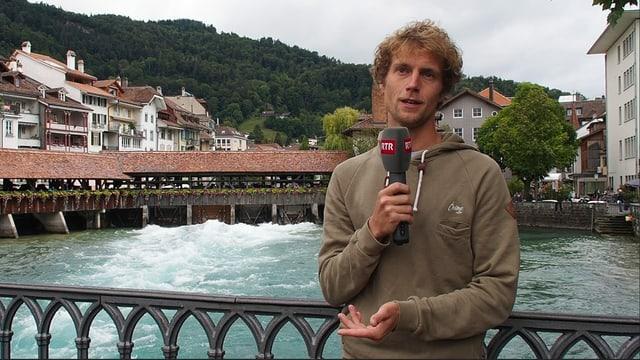 "Commember ""Flusswelle Bern"""